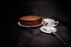 Kaffee und Torte