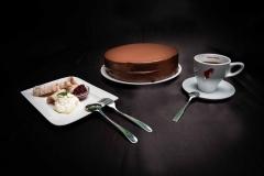 Kaffee, Torte und Spagatkrapfen
